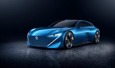 Peugeot Instinct concept (The Car Expert)