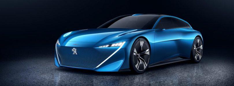 Peugeot Instinct concept (The Car Expert)