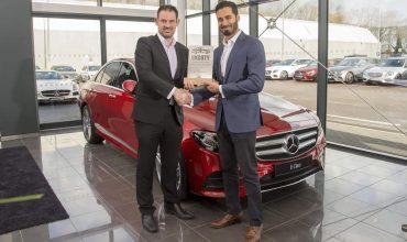 Mercedes-Benz E-Class wins UK Car of the Year 2017