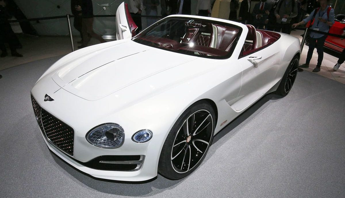 Bentley EXP12 Speed 6e electric