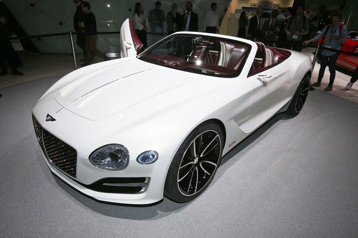 Bentley EXP12 Speed 6e electric