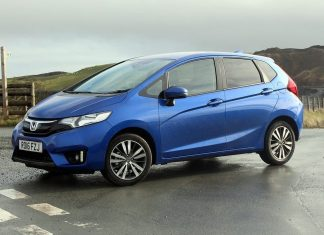 Honda Jazz review (The Car Expert)