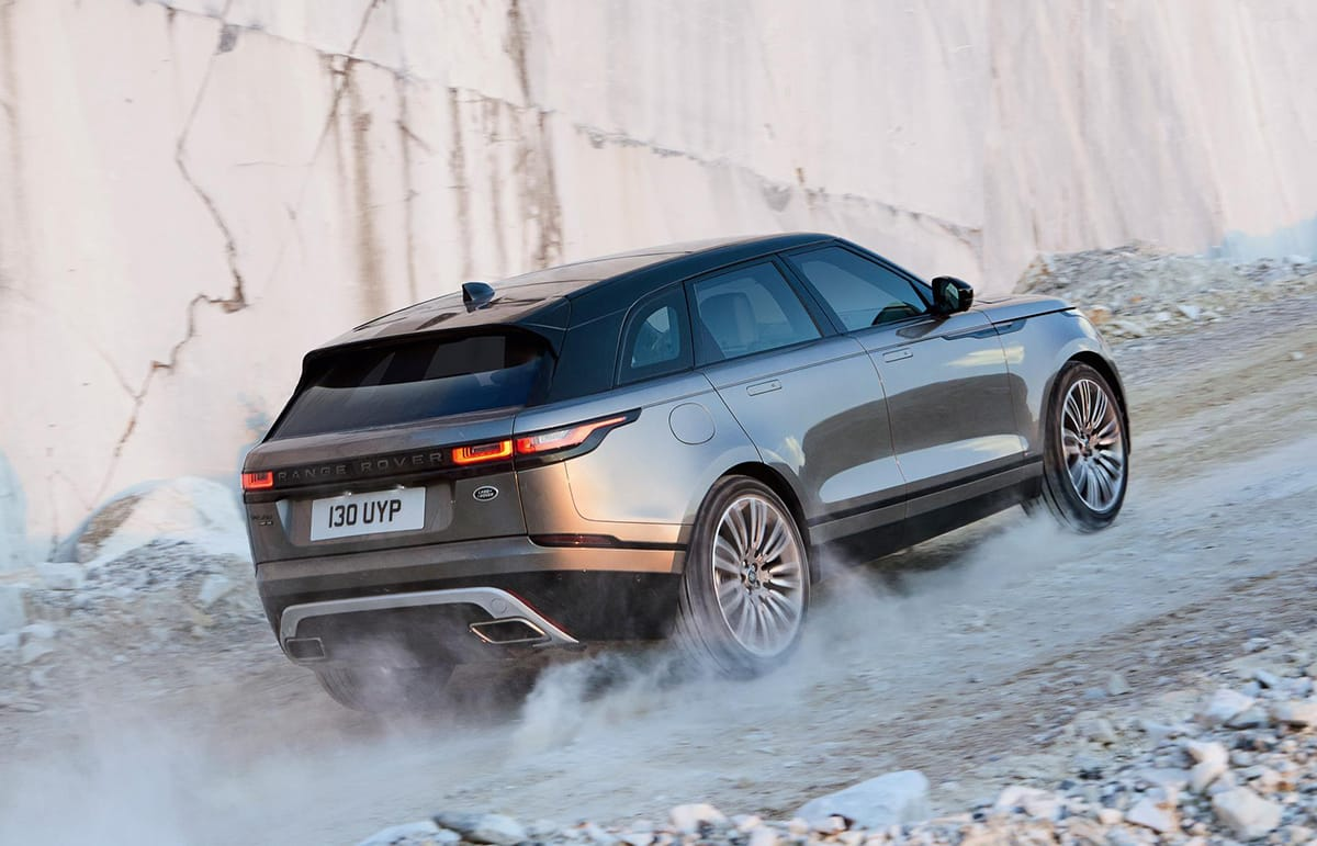 Range Rover Velar To Attract New Customers The Car Expert Transmissions All Will Be Matched Eight Speed Auto Adaptive Dampers And Intelligent Wheel Drive Land Rovers Reputation For Surface Ability