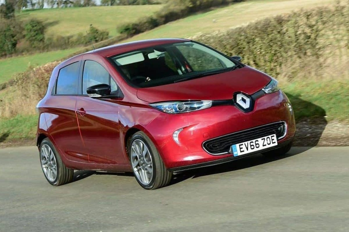 Renault ZOE review (The Car Expert)