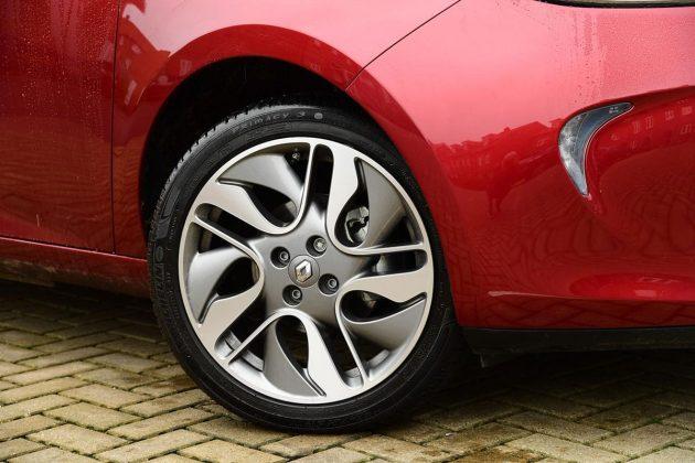 Renault ZOE wheel