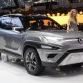 SsangYong new XAVL concept car makes its debut at the Geneva Motor Show