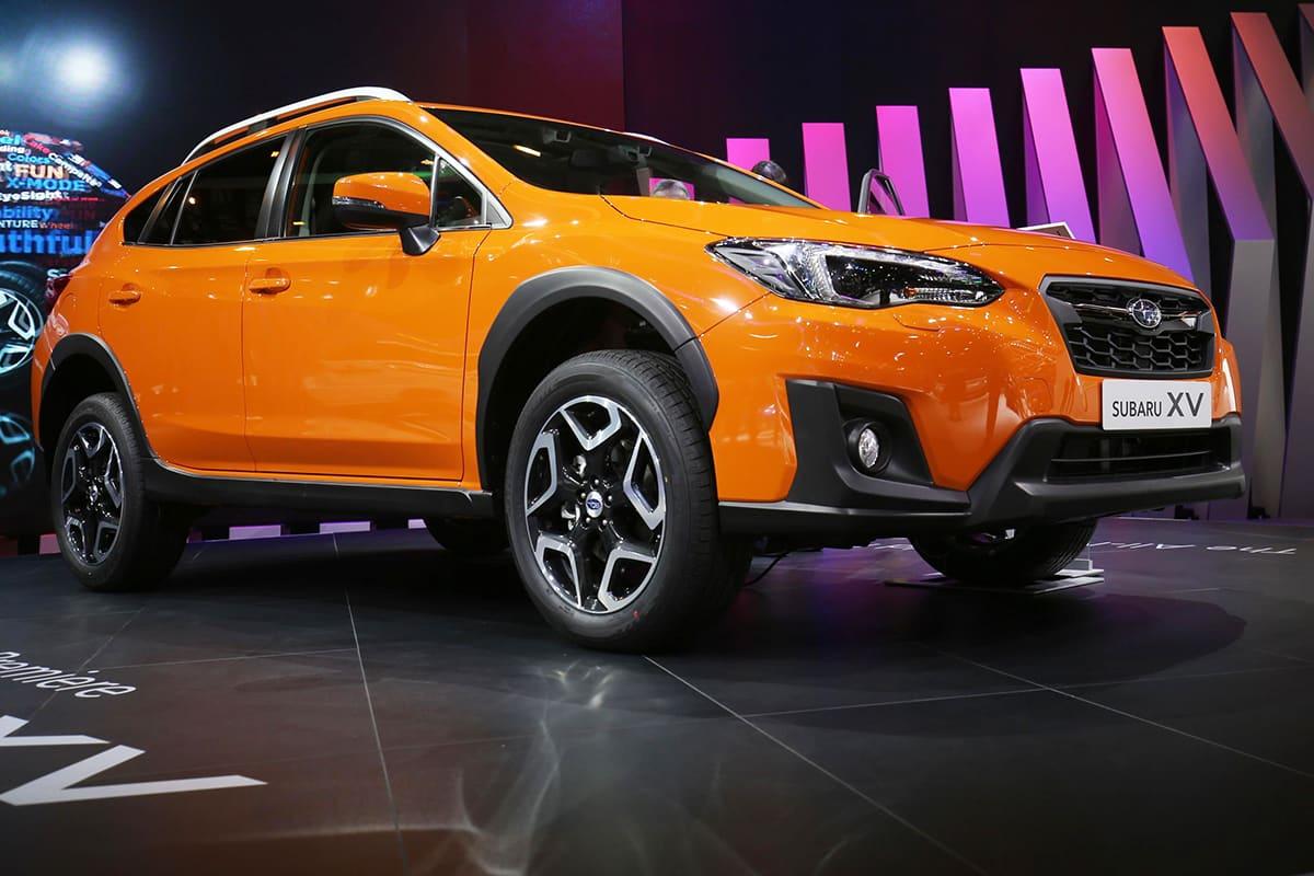Geneva: New tech for Subaru XV 1