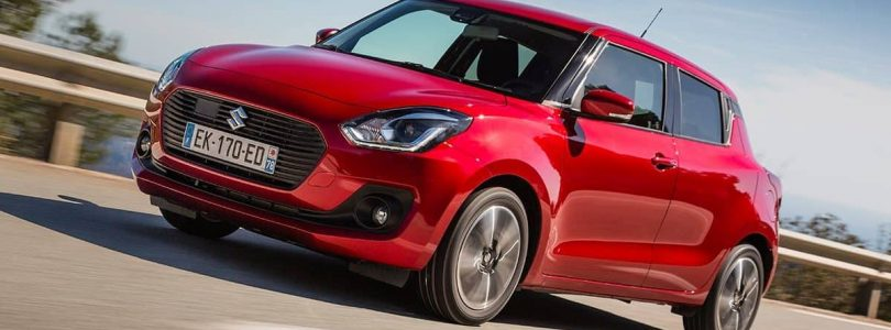 Suzuki Swift review 2017 (The Car Expert)