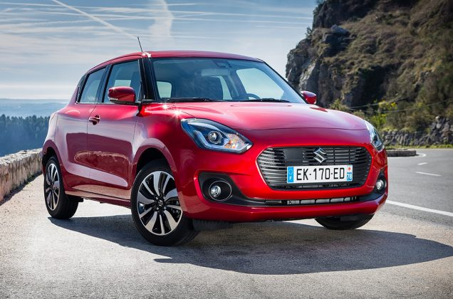 Suzuki Swift lowdown