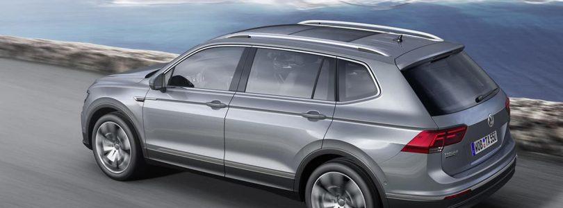 Volkswagen Tiguan Allspace rear 34