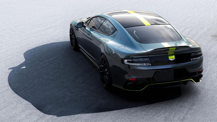 Aston Martin Rapide AMR 03