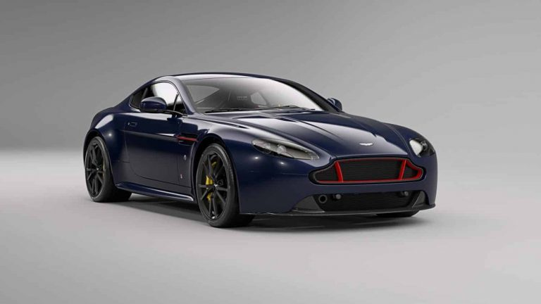 Aston Martin releases Vantage S Red Bull Racing Edition