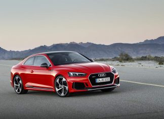 All-new Audi RS 5 revealed The Car Expert)
