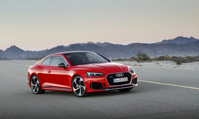 Audi RS 5 Coupe launched: V6 twin-turbo replaces V8