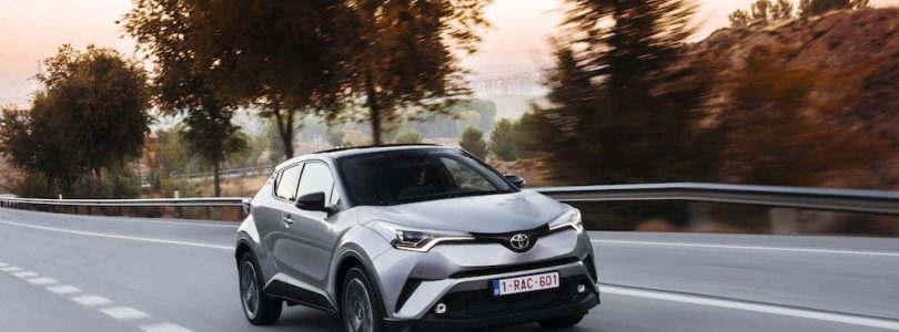 Top Safety Rating for the Toyota C-HR