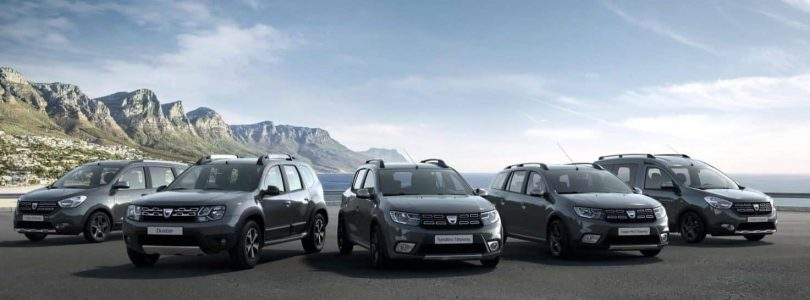 The Dacia Summit Special Editions include the Duster, Sandero Stepway and New Logan MCV Stepway