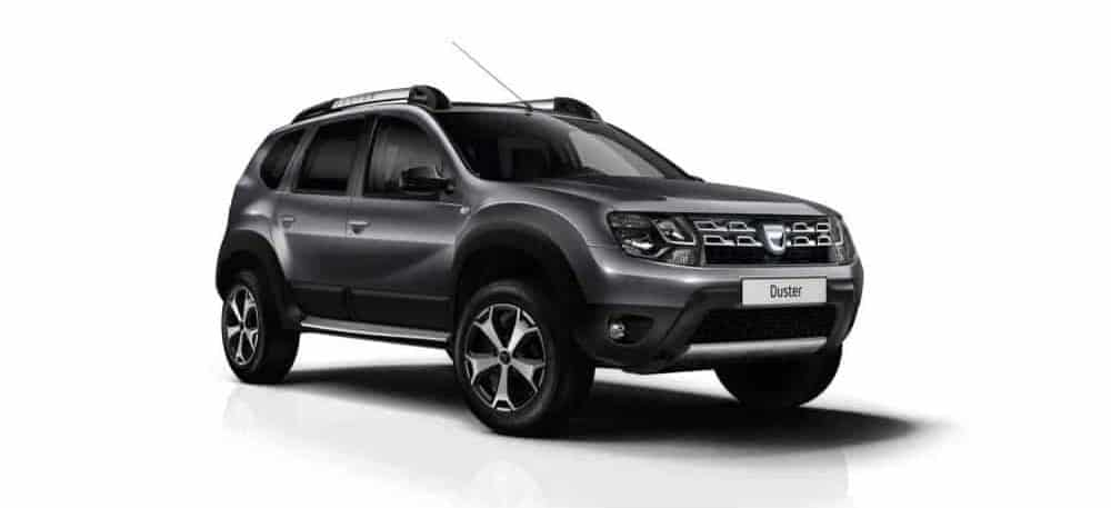 Dacia Summit special edition Duster