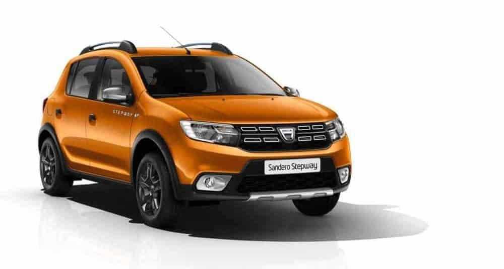 Dacia Summit special edition Sandero Stepway