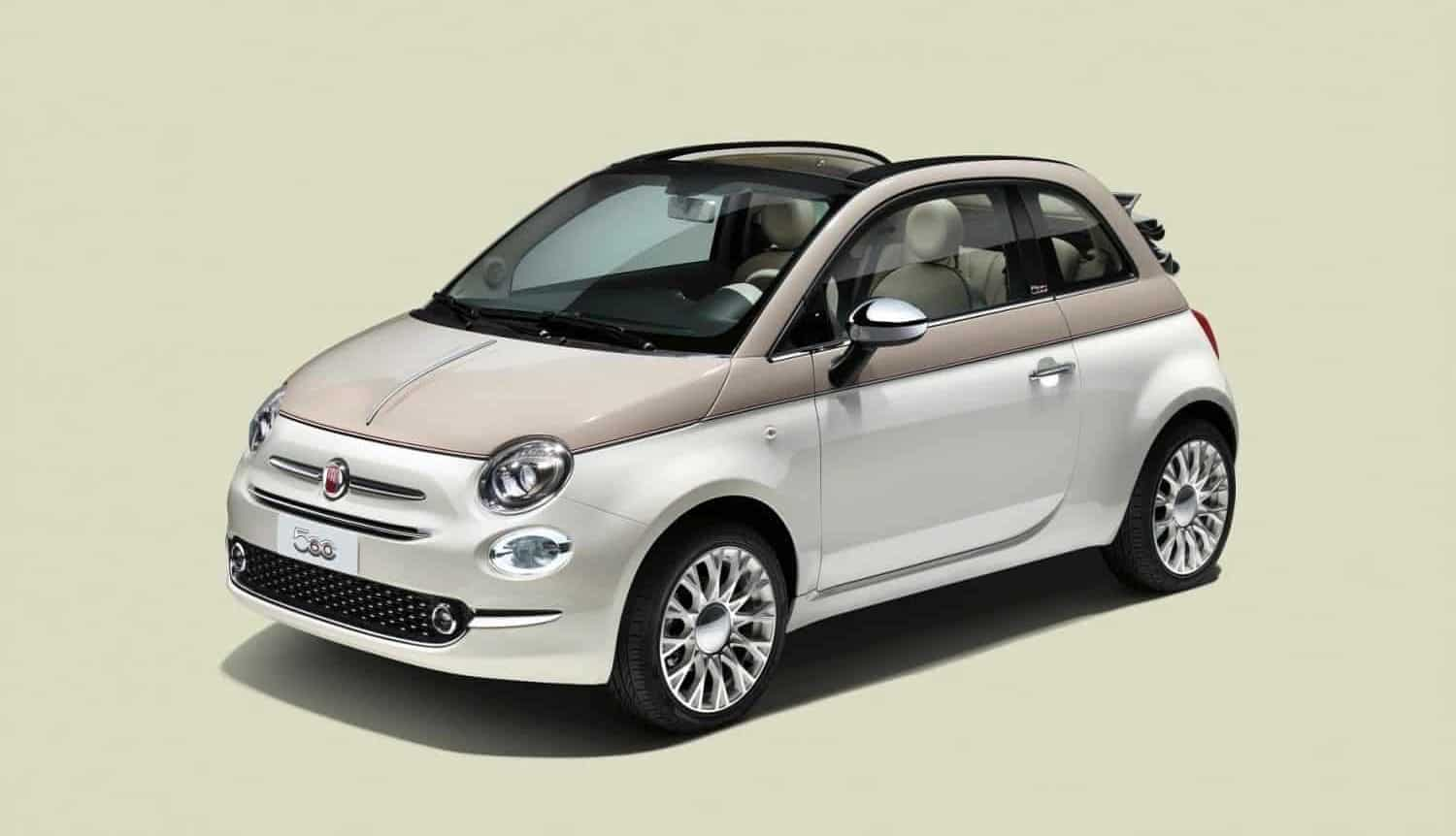 Fiat 500 60th Anniversary Special Edition The Car Expert