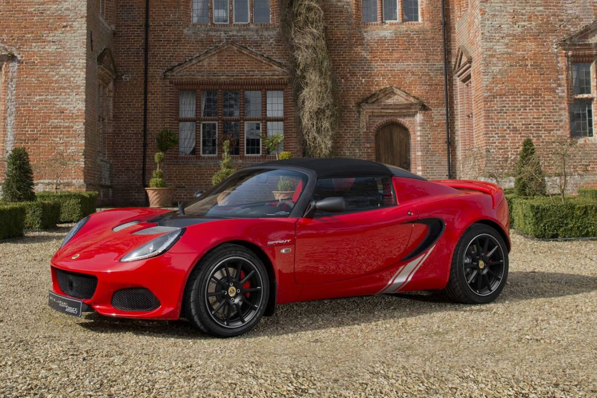 Lotus Elie Sprint (The Car Expert)