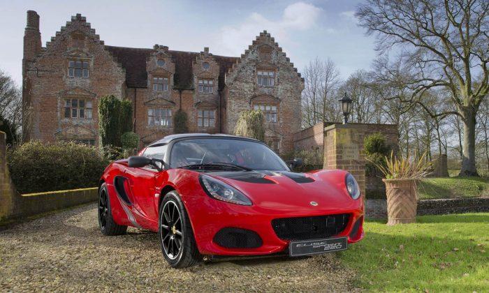 Lotus Elise Sprint 02
