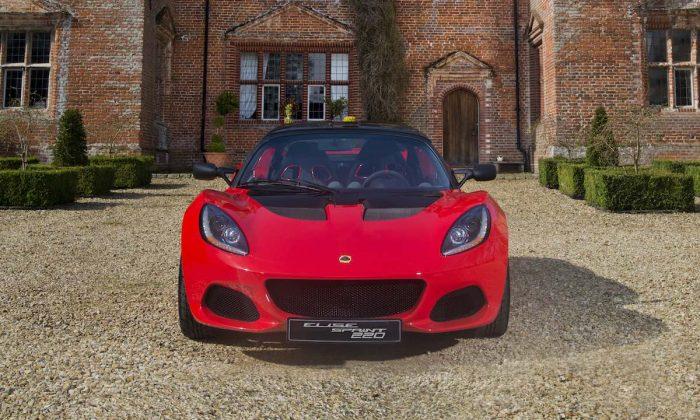 Lotus Elise Sprint 03