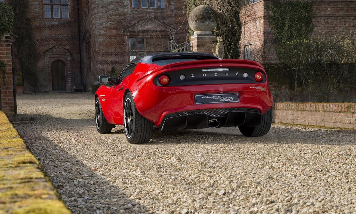 Lotus Elise Sprint 05