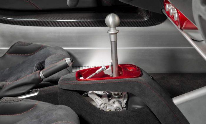 Lotus Elise Sprint open-gate manual gearbox