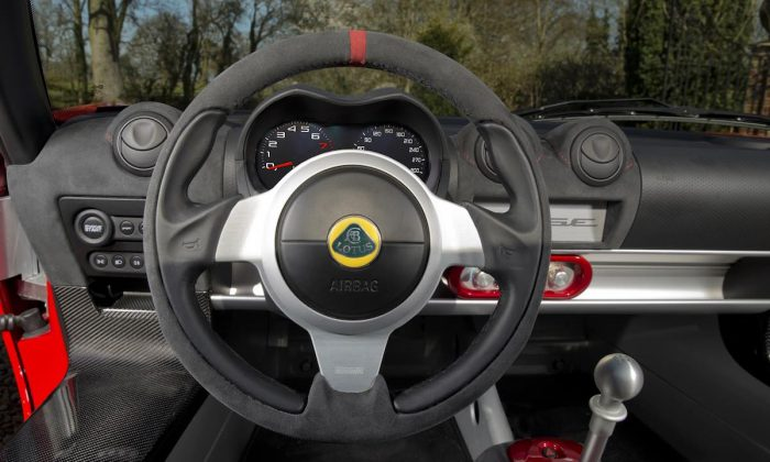 Lightweight Lotus Elise Sprint leads range update 2