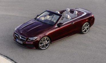 Mercedes-Benz E-Class Cabriolet (The Car Expert)