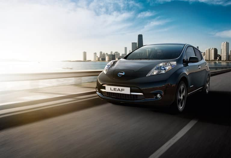 New-Nissan-Leaf-Black-Edition
