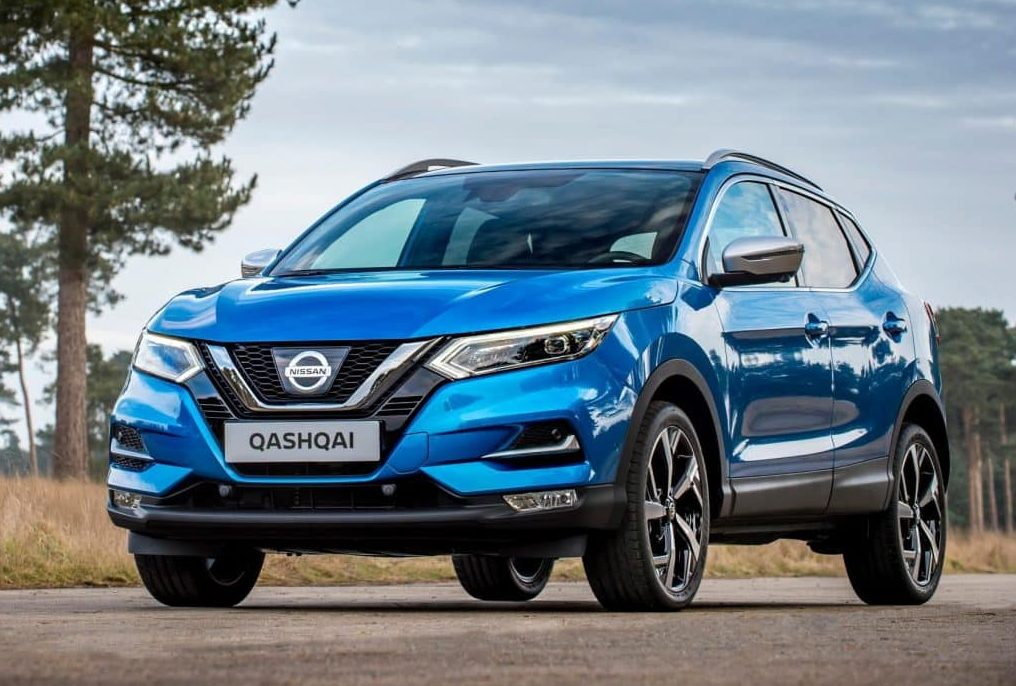 Aston Martin Offers >> Nissan shows updated Qashqai | Geneva motor show 2017 ...