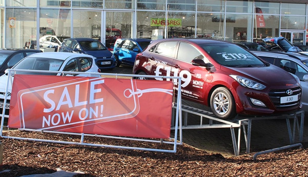 General Election to boost car sales?