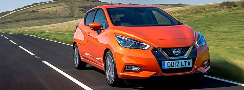 Nissan Micra review 2017   The Car Expert