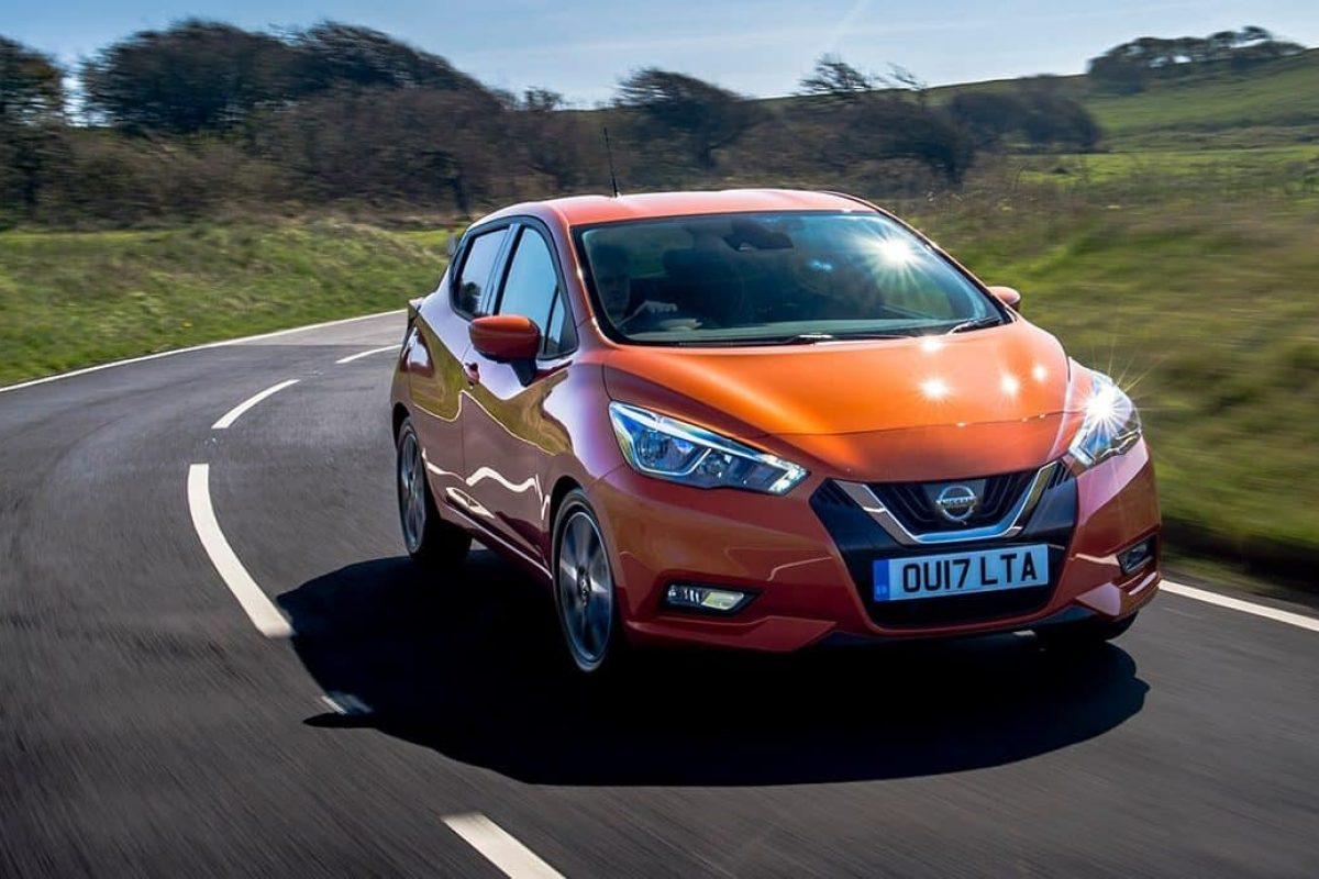 Nissan Micra dynamic
