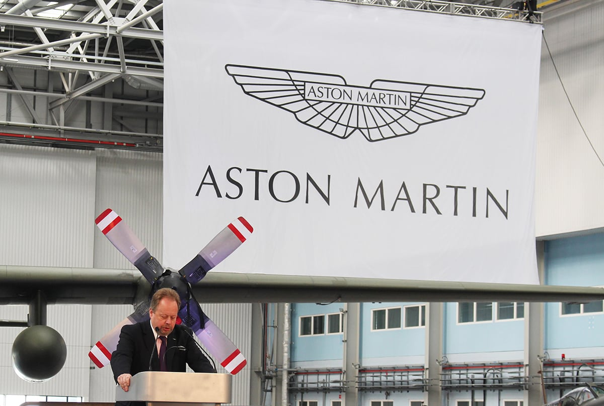 Aston Martin The Car Expert