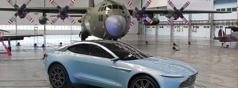 Aston Martin DBX St Than
