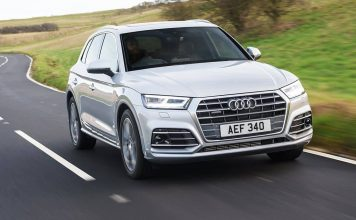 Audi Q5 review 2017 (The Car Expert)