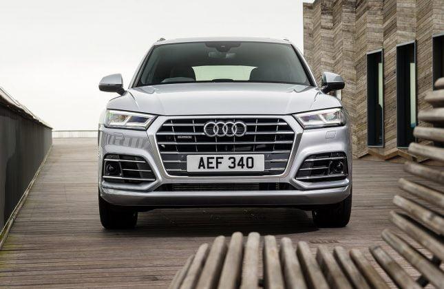 Audi Q5 front