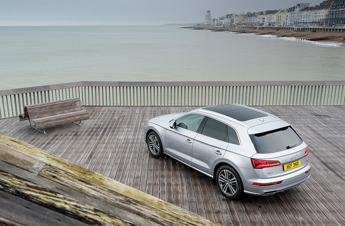 Audi Q5 rear 34
