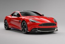 Q by Aston Martin Vanquish S Red Arrows edition (The Car Expert)