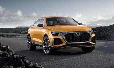 Audi Q8 concept (The Car Expert)
