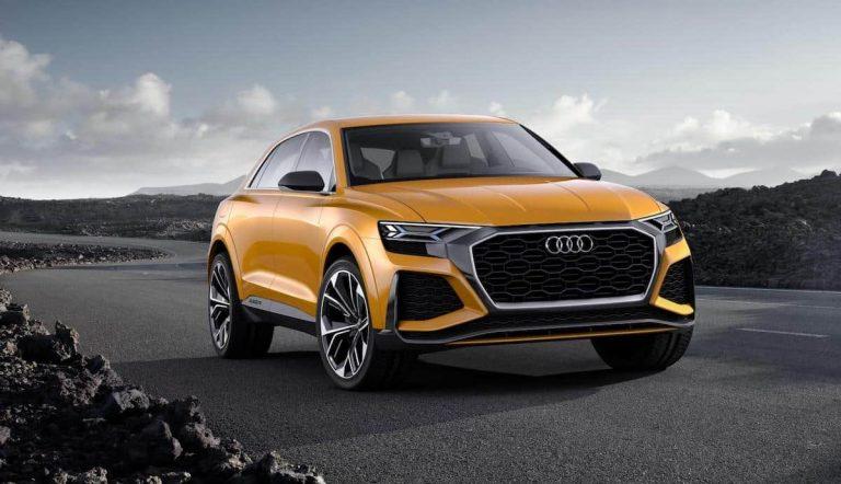 Audi electrics & SUVs head bold launch plans