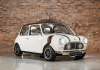 David Brown Automotive Mini Remastered White (The Car Expert)