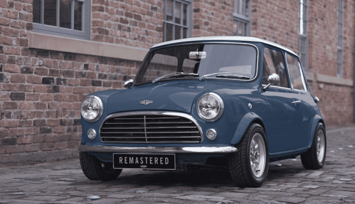 David Brown Automotive unveils Mini Remastered 2