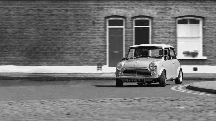 David Brown Automotive unveils Mini Remastered 3