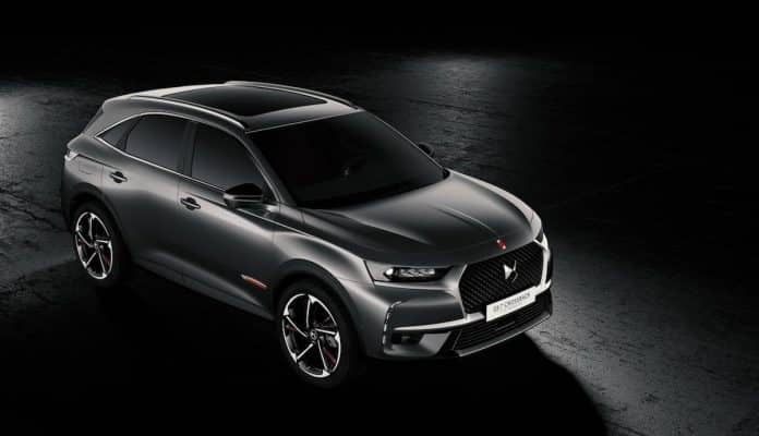 La Premiere special edition for DS 7 Crossback (The Car Expert)