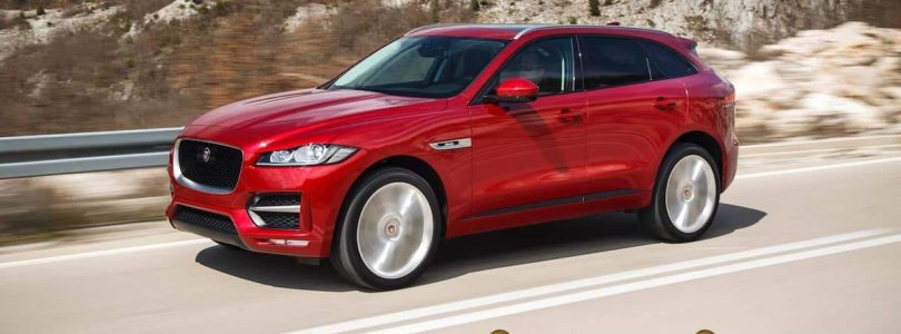 Jaguar F-Pace - World Car of the Year 2017