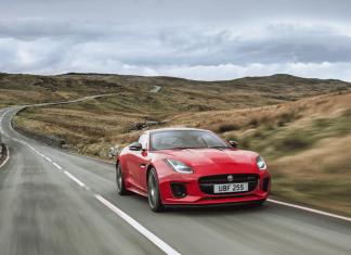 Four-cylinder Jaguar F-TYPE (The Car Expert)