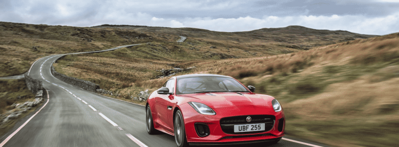 Four-cylinder Jaguar F-TYPE (The Car Expert)